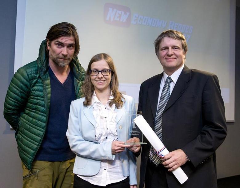 Sky Tronic zwycięzcą konkursu New Economy Heroes 2017