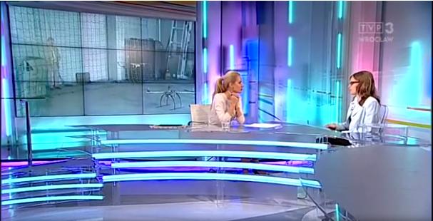 Drony do zadań specjalnych – Wywiad w TVP3 Wrocław