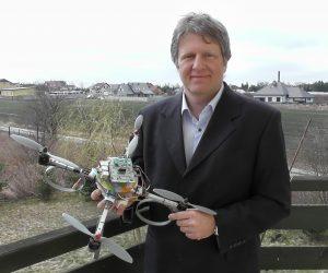 Sky Tronic zadba o bezpieczne loty dronów. Tworzy system stabilizujący maszyny – Mamstartup.pl