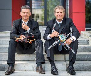 Audycja Projekt Nauka w Radio Wrocław z zespołem naukowym Sky Tronic