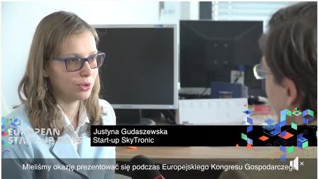 Laureaci Startup Challenge – rok później – Sky Tronic