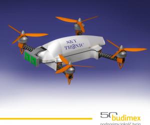 Sky Tronic podpisał umowę z NCBR dotyczącą dofinansowania bezzałogowca dla budownictwa