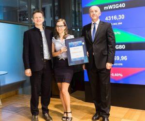 Sky Tronic otrzymał wyróżnienie w konkursie Mikroprzedsiębiorca 2017r.