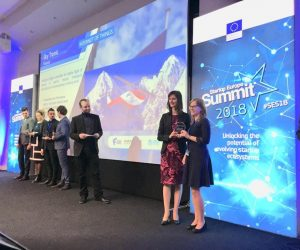 Sky Tronic zwycięzcą Startup Europe Awards w kategorii Internet of Things